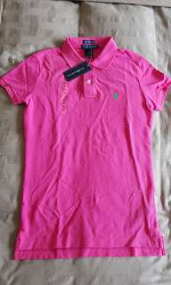 Authentic Women Ralph Lauren Polo Tee shirt