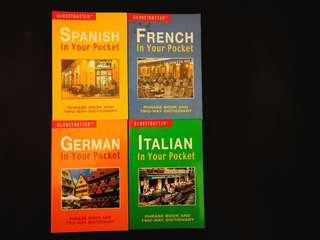 Preloved Language Books