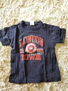 LONDON TOWN KIDS TSHIRT