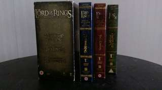 The Lord Of The Rings DVD