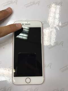 iPhone 7 Rosegold 128Gb.            Cas