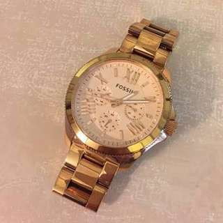 Ready fossil watch