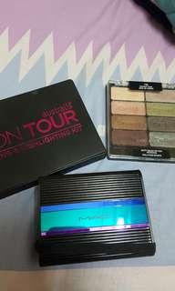 Makeup sale australis, mac, wet n wild