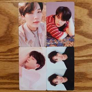 [WTB] BTS Love Yourself 'Tear' Photocards (Next in line)