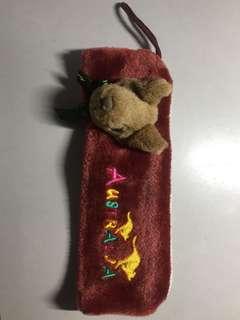 Kangaroo Australia pencil case