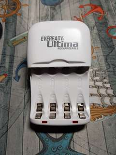 Eveready Ultima Rechargeable Battery charger (AA & AAA)