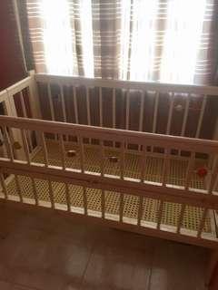 Crib / playpen