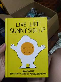 Live Life Sunny Side Up from Urban Outfitters