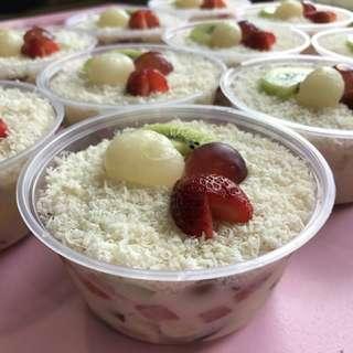 Salad buah cocok untuk buka puasa