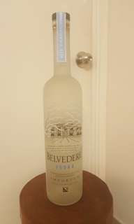 BELVEDERE VODKA 6 Liters