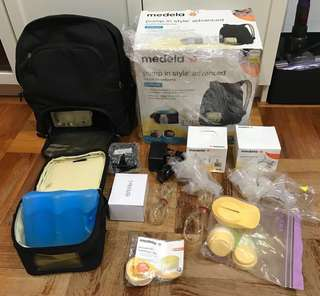 Medela Double Breast Pump (Used)