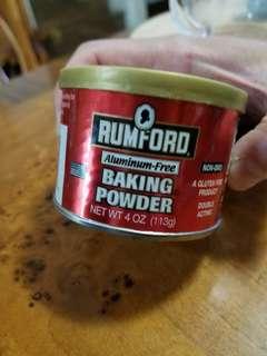 Rumors baking powder