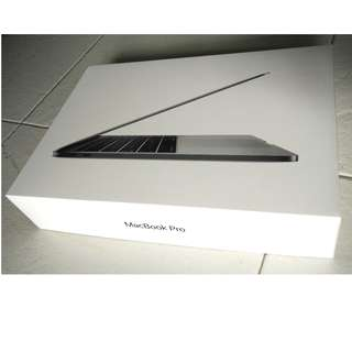 "MacBook Pro 2017 13"" Box"