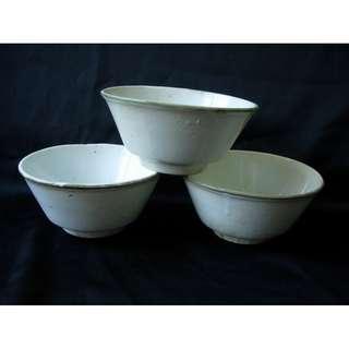 50~70年代廣東民間舊瓷碗