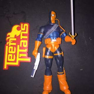 DC Direct Teen Titans Deathstroke