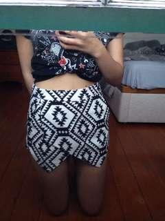Skirt/shorts