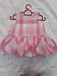Dress guess baby
