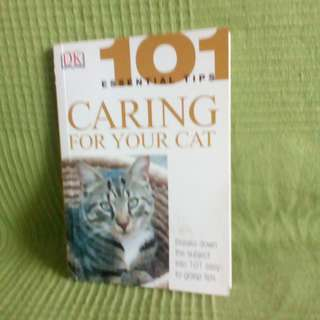 Caring for your Cat  Book