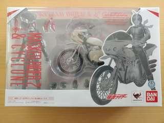 SHF 幪面超人 Masked Rider 2 & Cyclone