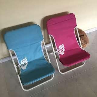 Picnic chair, foldable chair, beach accessories