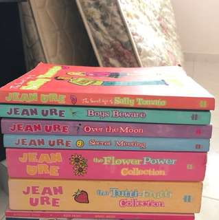 Jean Ure books