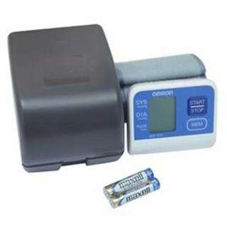 Omron Blood Pressure Monitor