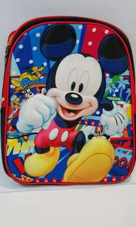 Mickey Mouse 3D print School Bag