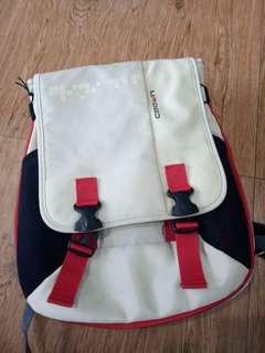 Authentic crown laptop bag