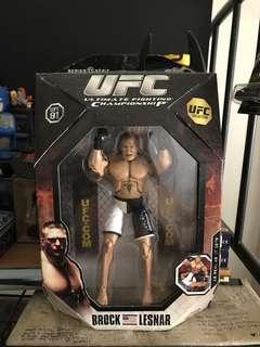 UFC Brock Lesnar figure