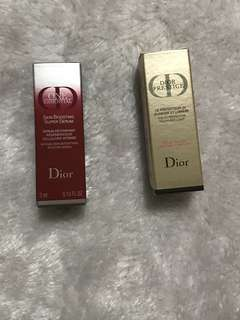 Dior sample