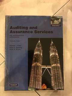 Auditing and Assurance Service 13th Edition