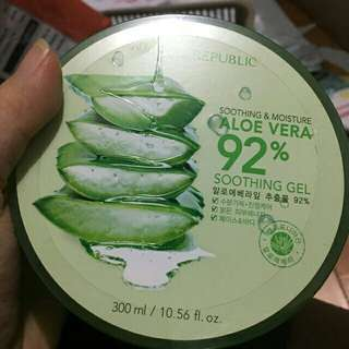 [SALE] Nature Republic Aloe Vera 92% Soothing Gel 300ml