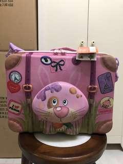 Rabbit suitcase
