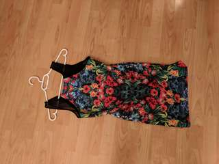 Forever 21, M Floral Dress