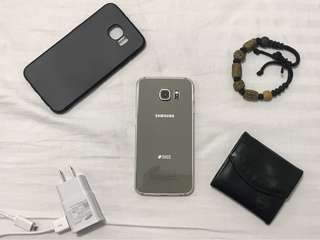 Samsung S6 Duos Dual Sim Gold