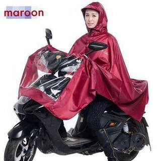 Motor Single Raincoat Cover