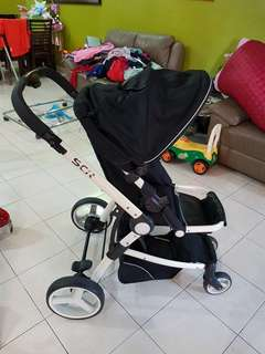 Used Stroller SCR5 for sell