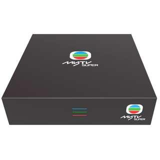 MyTvSuper 電視機頂盒