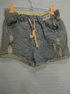 Maong Shorts IV (Diff design)