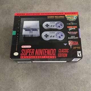 Nintendo classic retro games