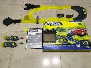 Micro Chargers Jump Track