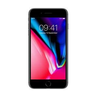 Apple iPhone 8 Plus 64GB Space Gray Garansi Resmi