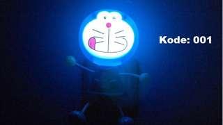 Lampu Tidur Karakter Doraemon - LED - Sensor Cahaya