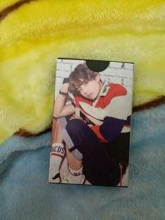 BTS 金泰亨lomo card