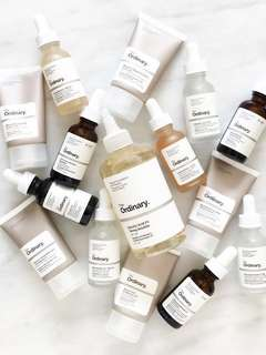 (CHEAP PREORDER) THE ORDINARY ALL PRODUCTS