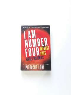I am Number Four (The Lost Files): Secret Histories