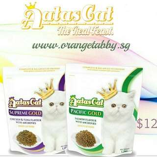 AATAS CAT adult pacific gold
