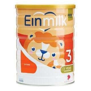 Einmilk Stage 3 - 800g, buy 2 at $25