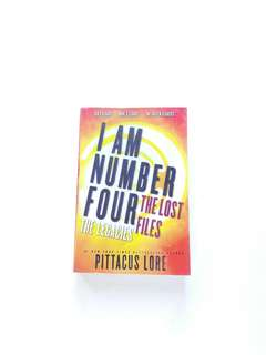 I am Number Four (The Lost Files): The Legacies