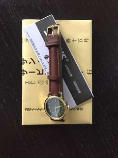 J-Axis strap watch